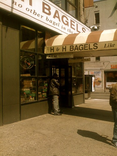 H & H Bagels: New York City