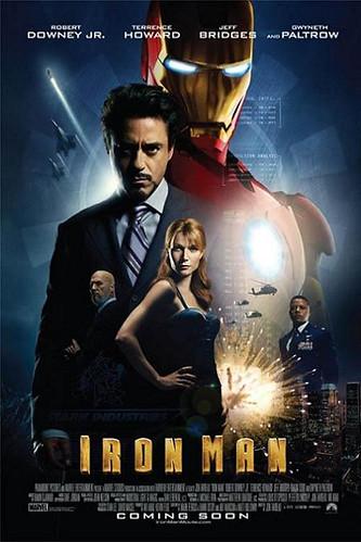 Poster de Ironman