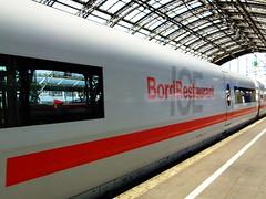 Train in Cologne