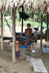 IMG_0157 (Bruenetty) Tags: southamerica children rainforest venezuela jungle riocaura yekuana indigenouschildren