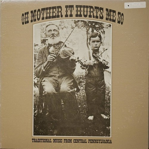 Cover of the LP: Oh Mother It Hurts Me So