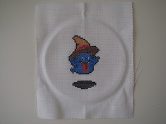 Specter (benjibot) Tags: crossstitch crafts videogames nes dragonwarrior