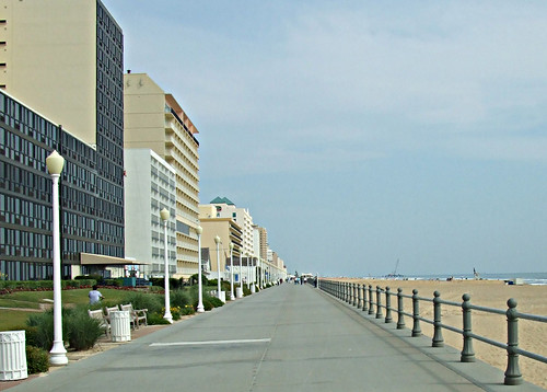 Virginia Beach: The Boardwalk