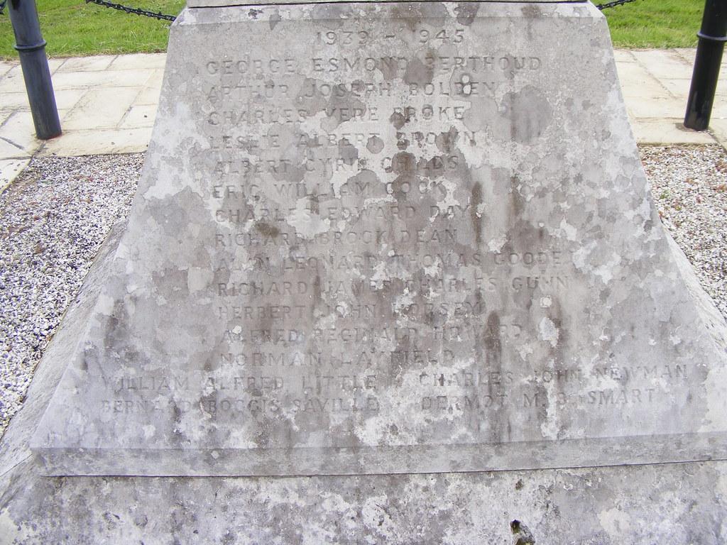 Hatfield Heath War Memorial