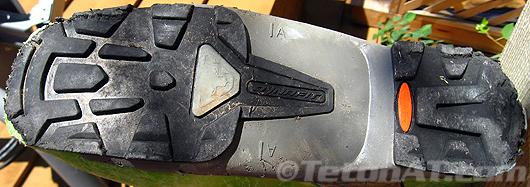 Dynafit Zzero sole wear