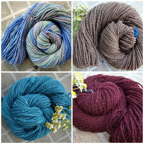 Handspun Yarns