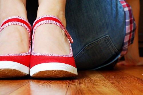 Red: The Holy Grail of Shoes.