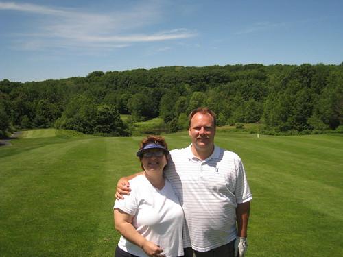 Kate and Dan, Onekama, Michigan