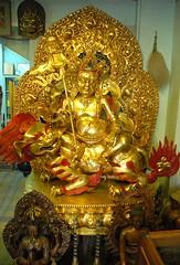 Vaishravana - the Buddhist God of Wealth