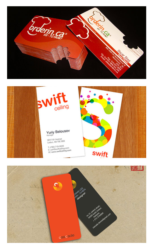 27 Creative Business Cards