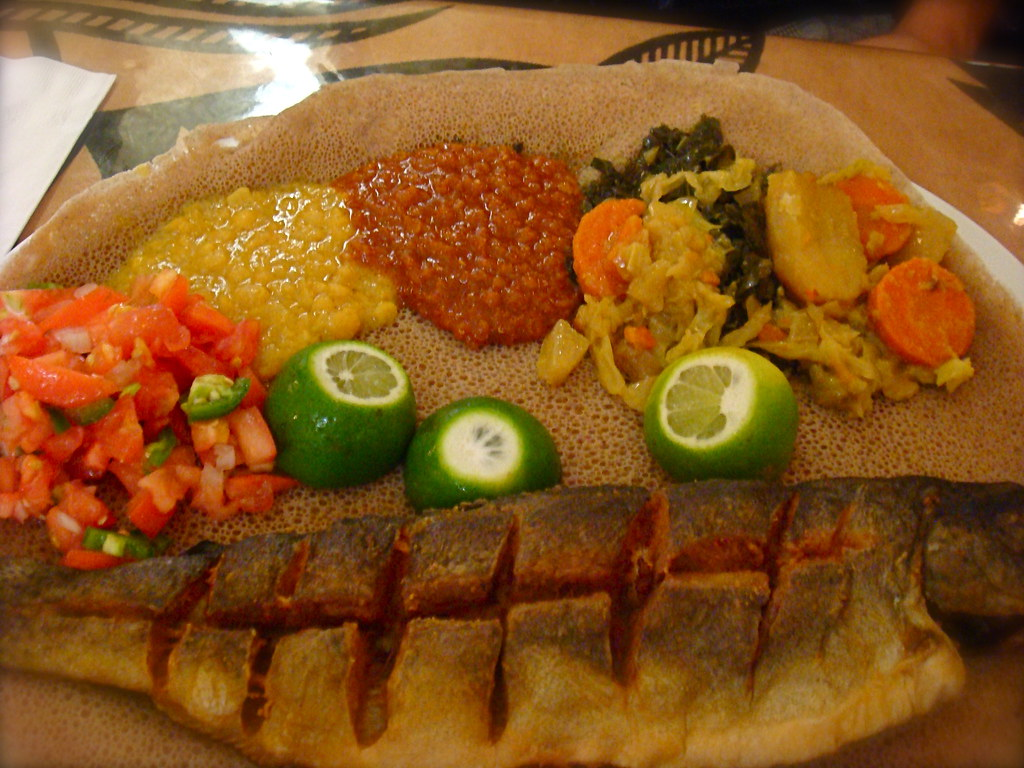 merkato- fish