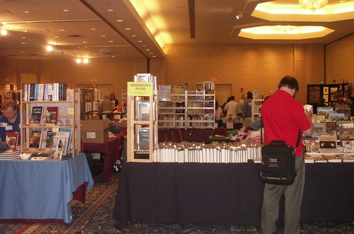Readercon Bookstore