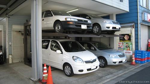Tokyo Carpark