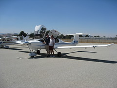 matt and wendy go flying! (shugyou) Tags: matt socal wendy da40 e16 n29pg diamonstar