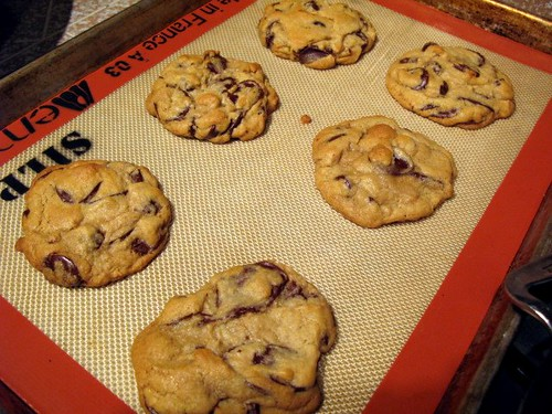 NY Times Chocolate Chip Cookies - 2nd batch
