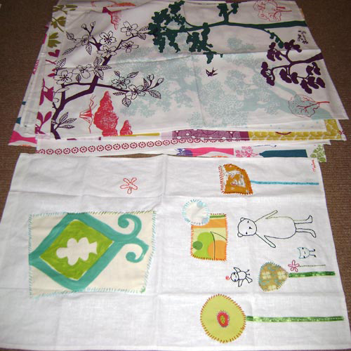 A Mad Tea {Towel} Party!