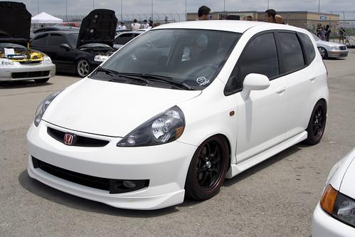 Honda Fit IA 08