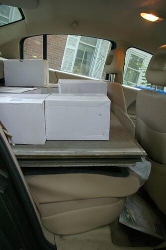 tiles in car2