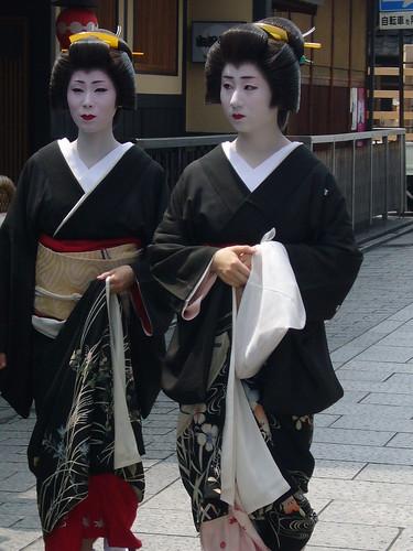 Two geiko