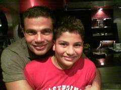 Omar Emad Diab (Amr Diab) Tags: family music love dad artist uncle father nephew singer omar tenderness oncle amr emad amro       diab