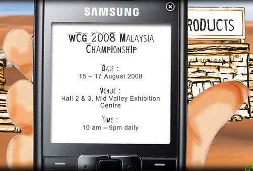 Samsung WCG Malaysia