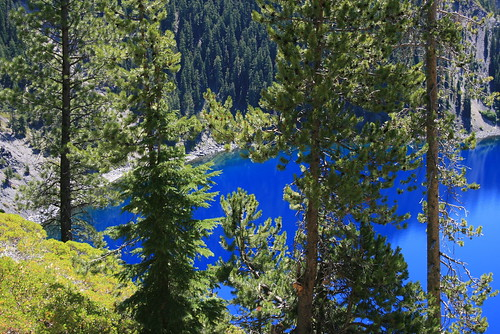 Cleetwood Cove Trail@Crater Lake, OR