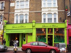 Picture of Green And Blue, SE22 8HJ