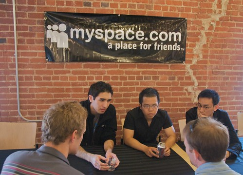 MySpace a place for friends.