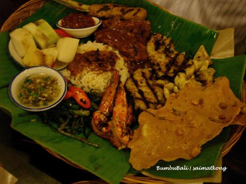 Nasi Campur Bumbubali