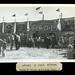 1930's James M. Cole Circus Sideshow Banner Snapshot
