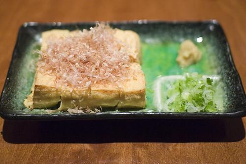 Hagi Tofu Fry