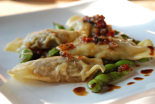 Lamb Dumplings at Urban Belly by Apocope