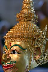 Khon Mask IV