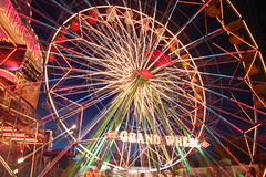 20080826 Grand Wheel Double Exposure
