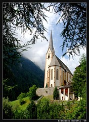postcard from ....... (francesco12corde) Tags: church postcard francesco moretti tiziano heiligenblut francesco12corde alpsmountainsreligious