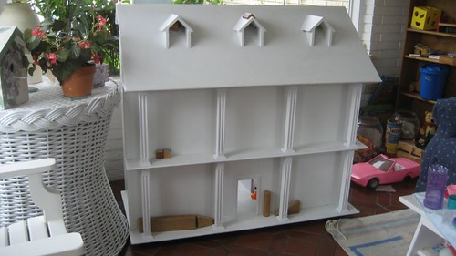 My dollhouse, renovated