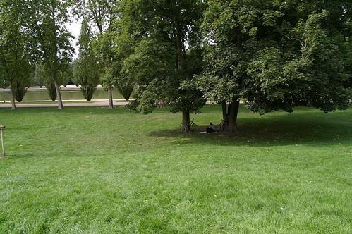 蘇鎮公園 10 - 我們在這野餐