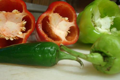 Inside a Pepper