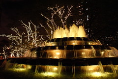 Fountain at 1st ave and 36st, Manhattan by lawrence's lenses, on Flickr