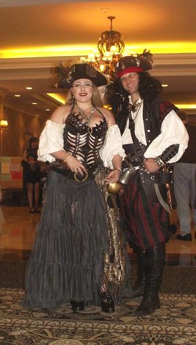 Pirates at Necronomicon