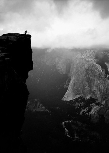 Photo of the Day: Taft Point, Yosemite National Park by Gadknows