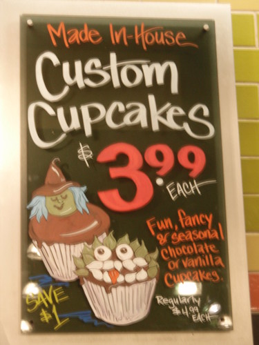 Whole Foods Cupcakes. Custom Halloween cupcakes from Union Square Whole Foods. See Cupcakes Take the Cake for more cupcake photos, news, and information.