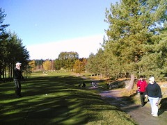 Autumn Golf in the Nordic #5