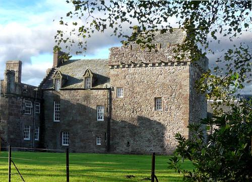 Hunterrston Castle