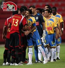 6th Match in Qatar Leauge (A L R a h e e b . N e t) Tags: qatar rayyan leauge  alrayyan     rayyani alraheeb