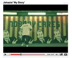 YouTube - Jahaziel 'My Story' (nadie en campaña) Tags: london videoclip nadie nobodycares jahaziel cansfestival