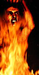 brucio (rupertalbe - rupertalbegraphic) Tags: albert alberto fuoco mariani melegnano bruciare rupertalbe rupertalbegraphic