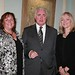 IOD chairman joanne stewart with terence brannigan (resource) and  nicky dunn (the odyssey centre)