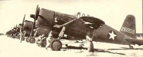 Warbird picture - USAAF VULTEE P-66