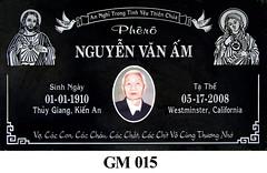 GM 015 (TOBIACASKET.COM) Tags: urn casket marker